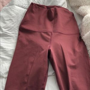 Yogalicious Lux crop leggings